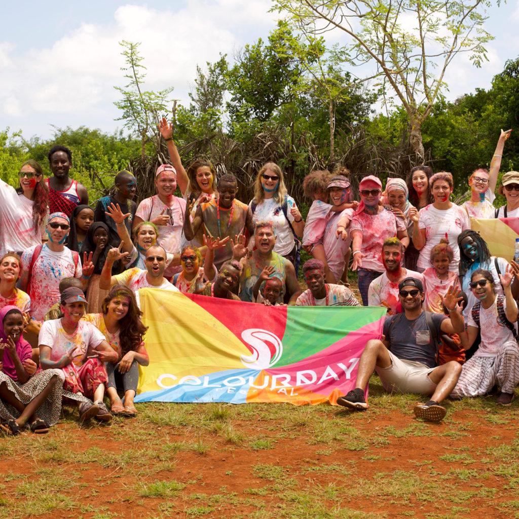 Το Colour Day Festival επιστρέφει στην Ουγκάντα