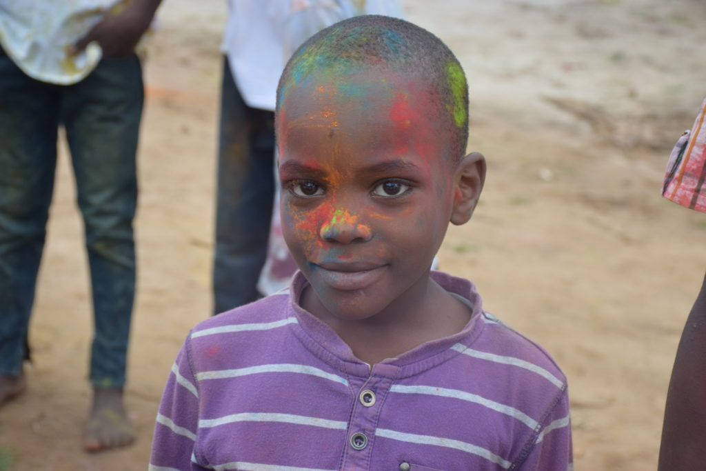 Το Colour Day Festival ταξιδεύει στην Ζανζιβάρη