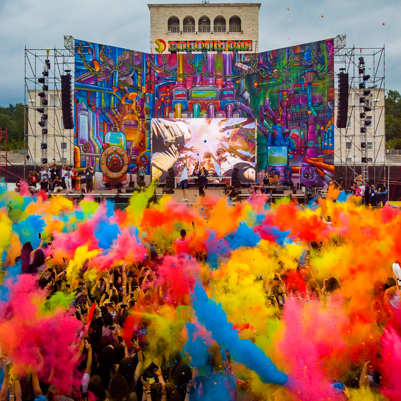 Colour Day Festival 2019 – Albania